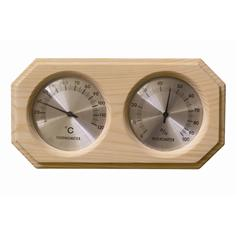 WDJ-10 Wood Thermo-hygrometer